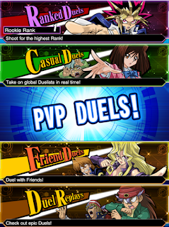 Download Yu Gi Oh Duel Links Apk MOD New Update 2017