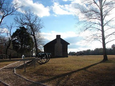 Brotherton Cabin at Chickamauga