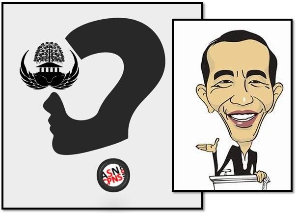 Penerimaan CPNS 2016 Tunggu Keputusan Presiden