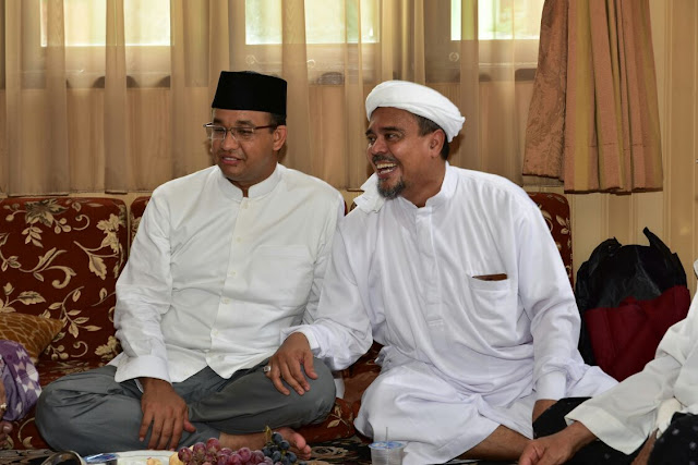 Faizal Assegaf: Anies Licik, Rizieq Dan Elemen 212 Dikhianati