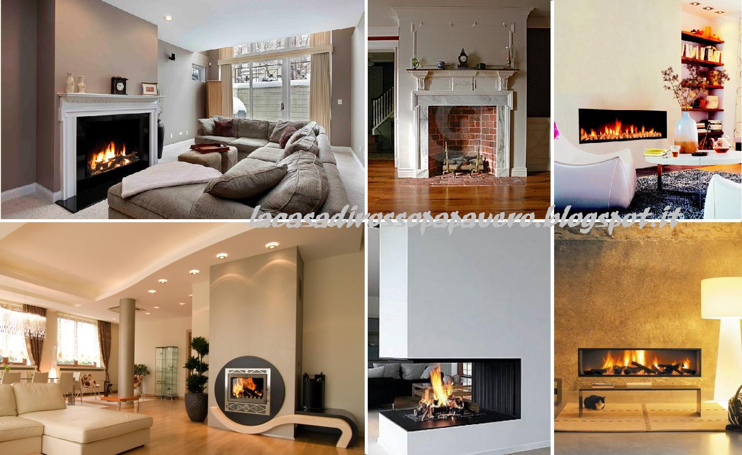 Progetto soggiorno con camino moderno fabulous living for Progetto soggiorno moderno