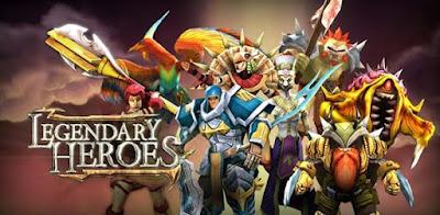 Legendary Heroes MOD APK 2.1.0
