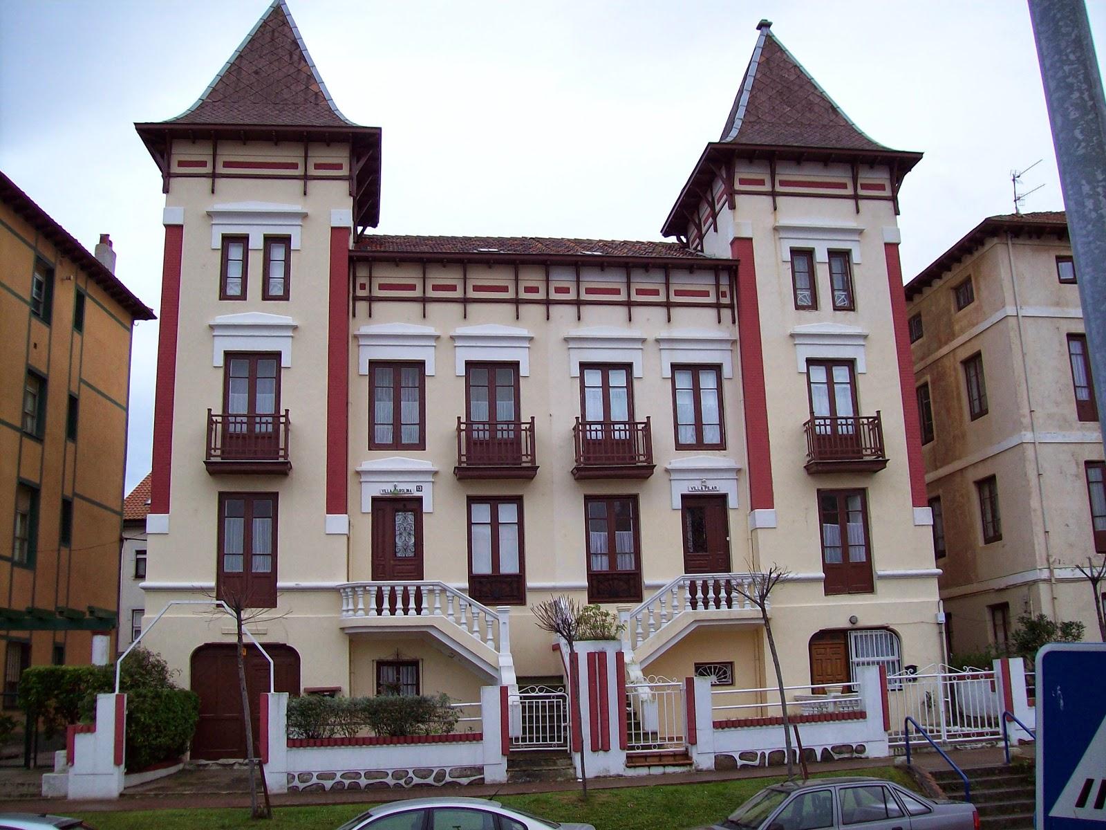 Escenas de santander casas singulares vi - Casas de banco santander ...