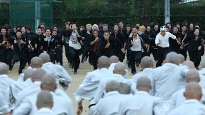 suzuran vs housen crows zero