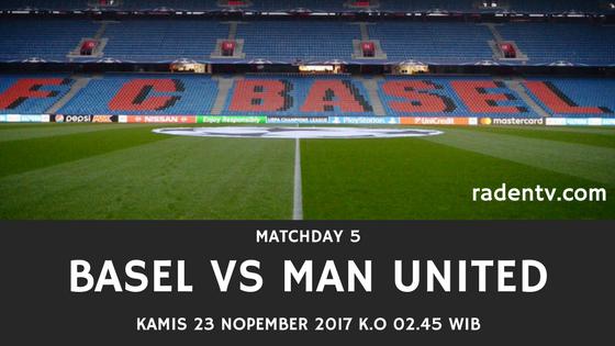 Basel vs Man United