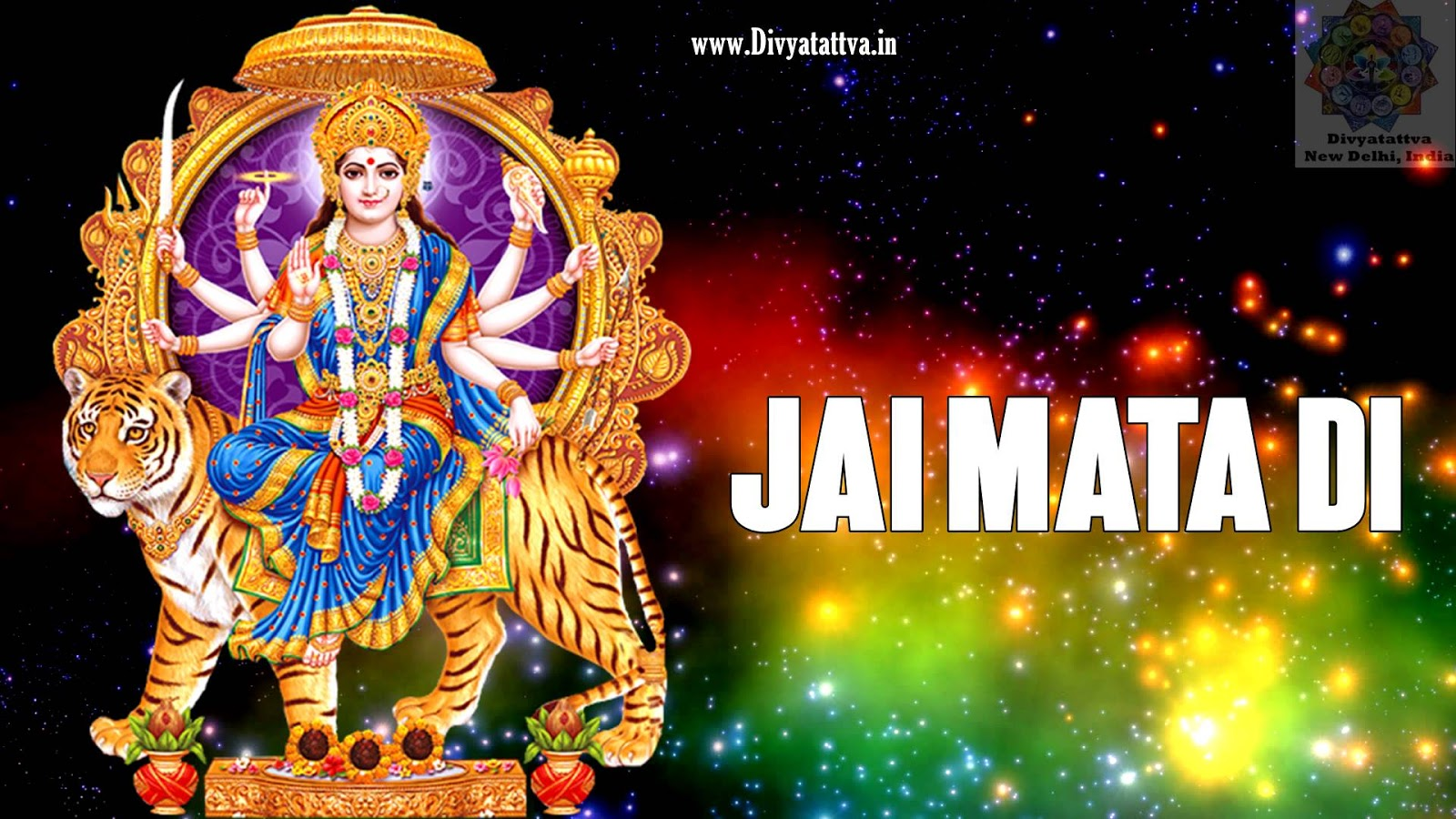 Devi Durga HD Wallpapers Jai Mata Di Background Photos Maa Wallpaper Full Size Hd Backgrounds Images For Free Download