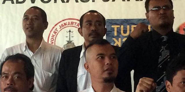 Ahmad Dhani ancam Presiden Jokowi jika lindungi kasus korupsi Ahok