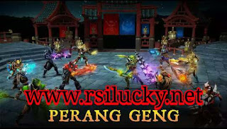 Download Dungeon Hunter 5 APK+DATA Rapid Attack