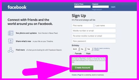 facebook login signup in php
