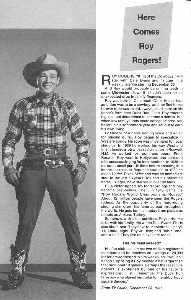 Read online Roy Rogers comic -  Issue #3 - 10