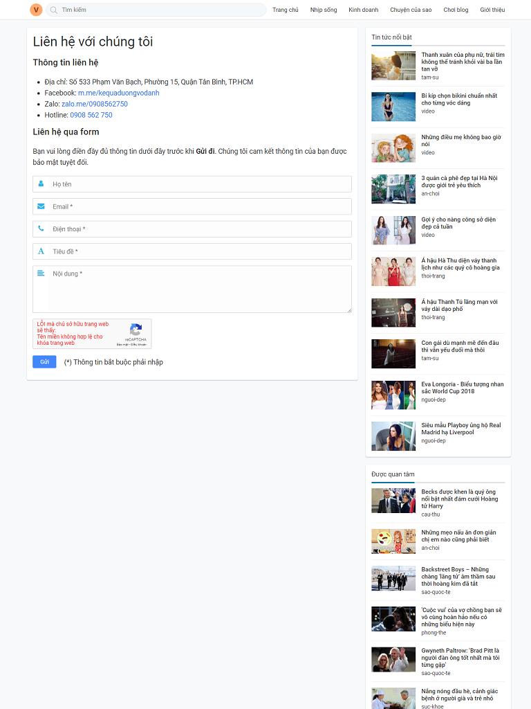 Theme blogspot tin tức load nhanh chuẩn seo mới nhất - Ảnh 2