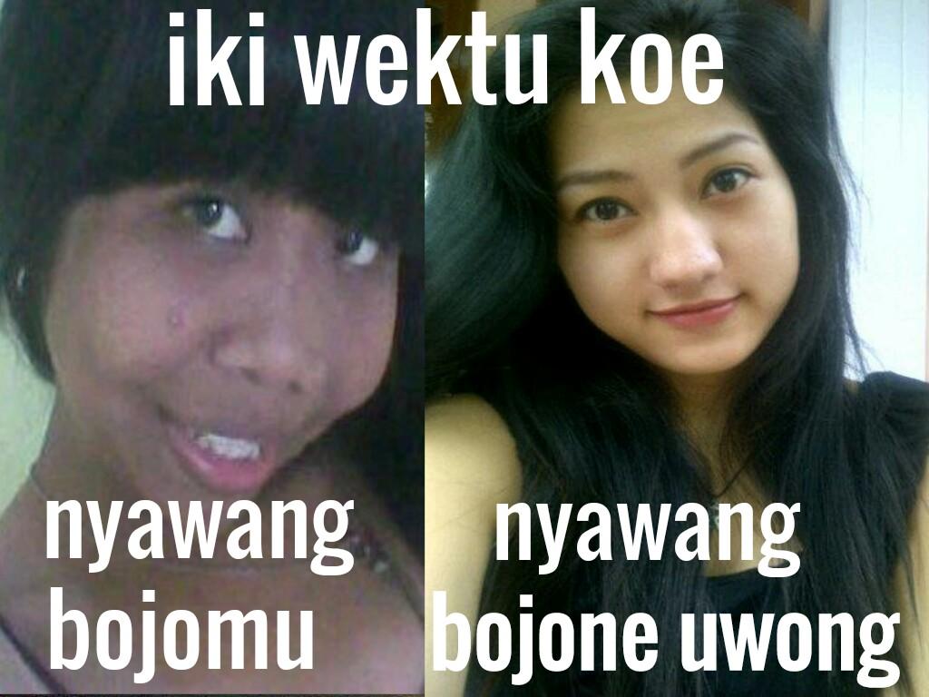 Gambar Kata Kata Lucu Bahasa Jawa Bojone Uwong Yudanesiacom