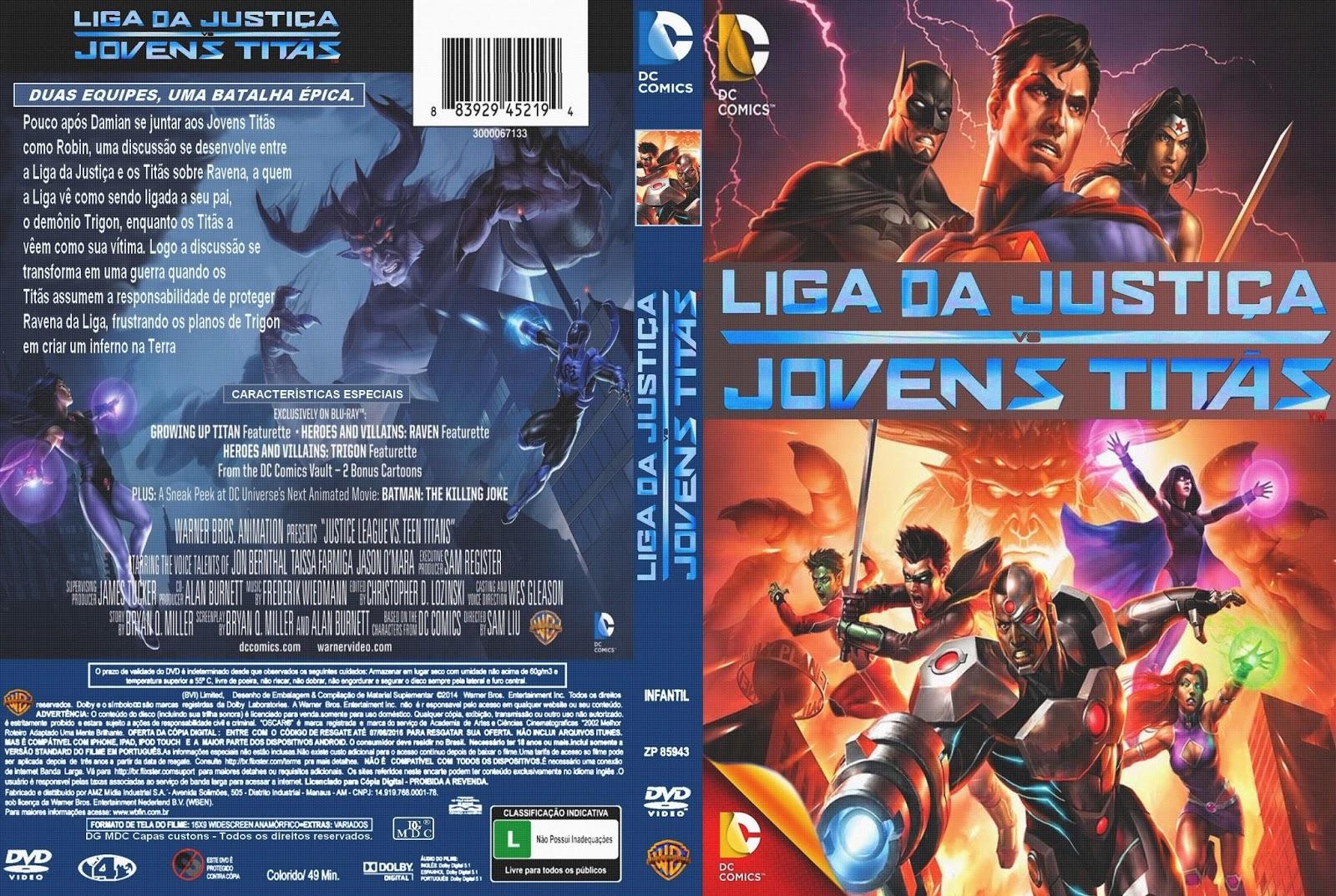 Liga da Justiça vs Jovens Titãs DVD-R Liga 2Bda 2BJusti 25C3 25A7a 2Bvs 2BJovens 2BTit 25C3 25A3s 2BDVD R 2BXANDAO 2BDOWNLOAD