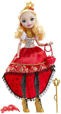 JUGUETES - EVER AFTER HIGH  Powerful Princess tribe - Muñeca Apple White  Mattel | Comprar en Amazon España