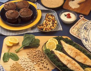 des aliments riches en magnésium