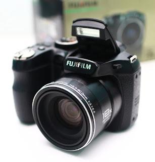 Jual Kamera Second Prosumer Fujifilm Finepix S2980