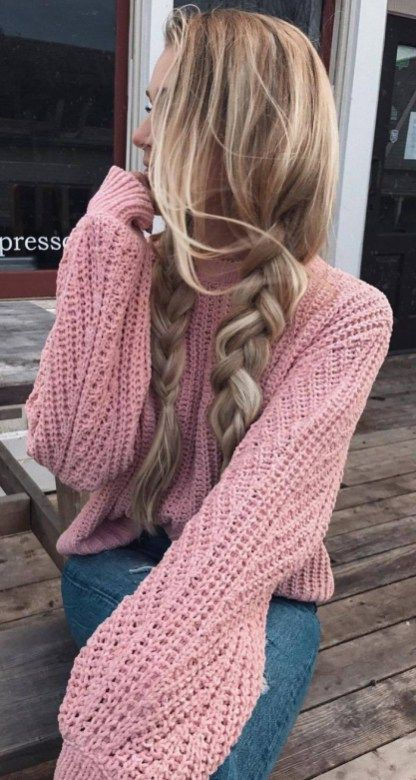 Cozy Fall Braid HairstyleTry Now
