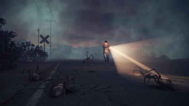 Alan Wake American Nightmare PC Games Gameplay