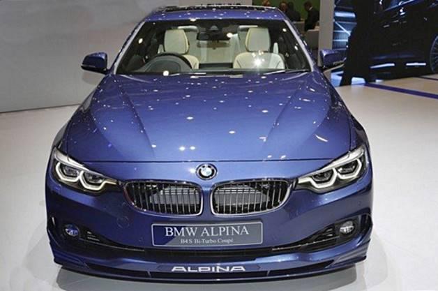 2017 Alpina B4 S Biturbo Specs