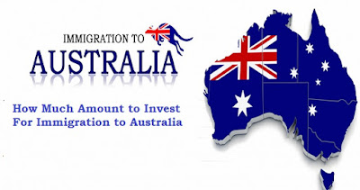 How Much Amount to Invest For immigration to Australia