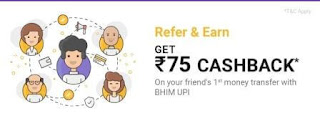 phonepe refer & earn program