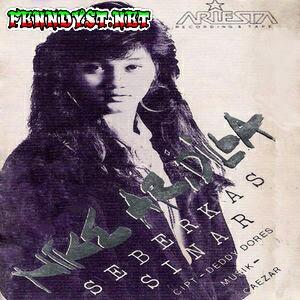 Nike Ardilla - Seberkas Sinar (1989) Album cover