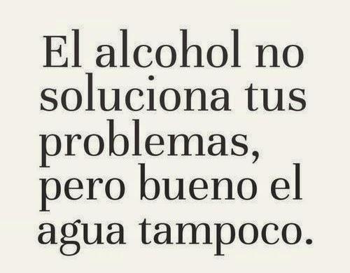 Frases Divertidas De Alcohol Parte 2 Imágenes Para