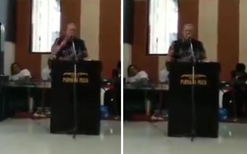 Bupati Kuningan laknat kades yang tak pilih Jokowi