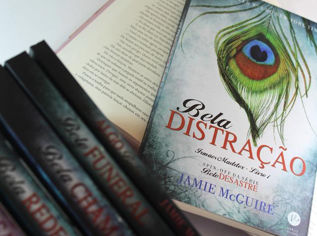 Bela Distração - Irmãos Maddox #01- Jamie Mcguire
