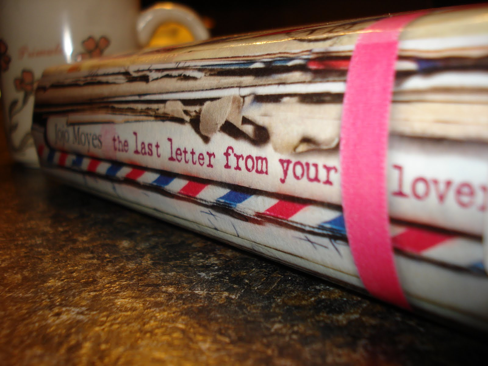 Coffee Tales The Last Letter From Your Lover