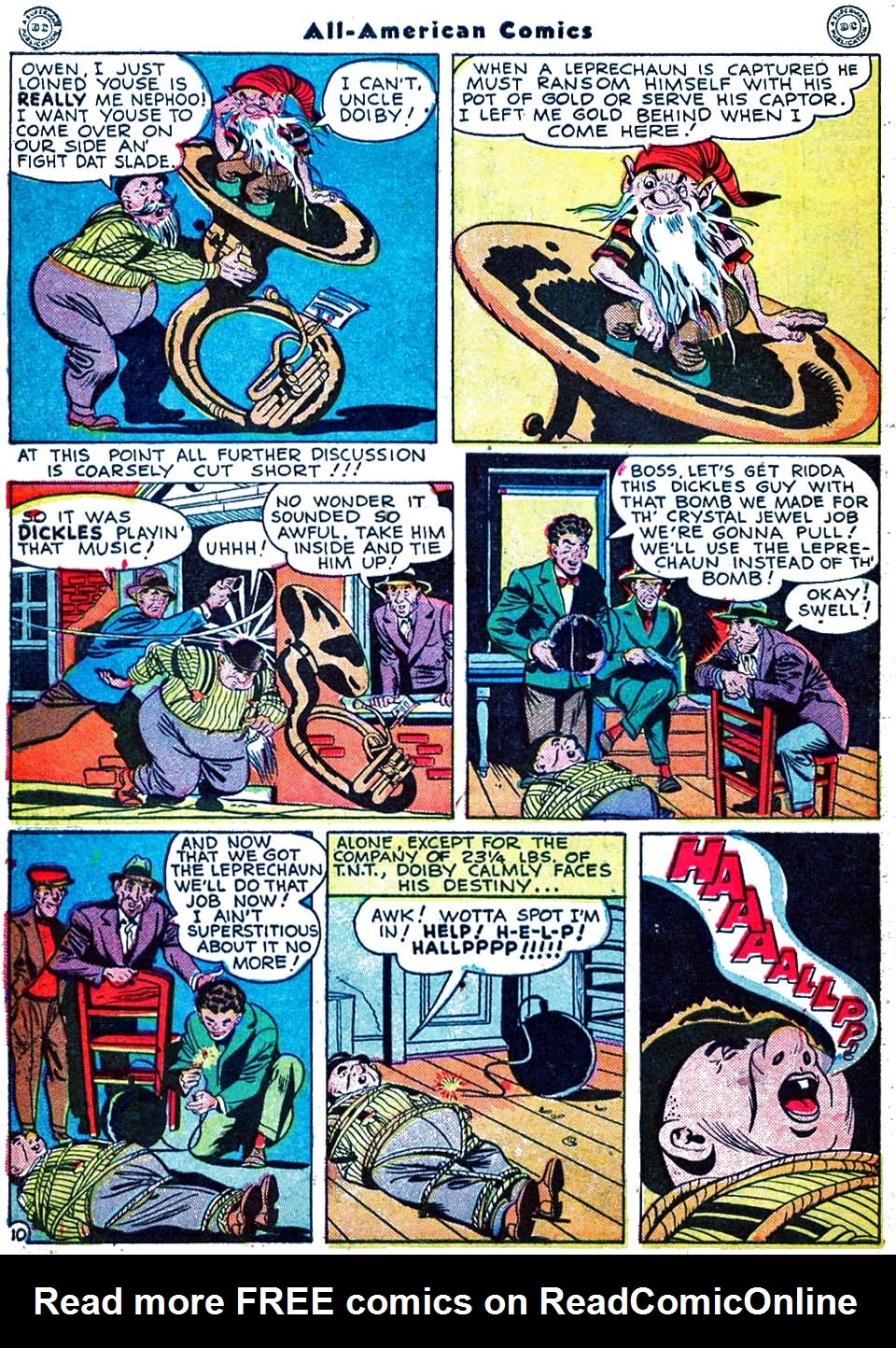 Read online All-American Comics (1939) comic -  Issue #70 - 12