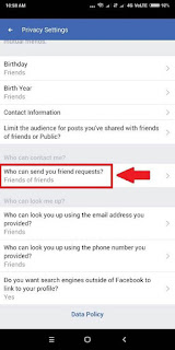 friend request off kare