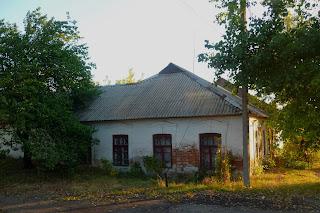 Новоекономічне (Каракове). Просп. Миру. Стара будівля, 19-20 ст.