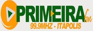 Rádio Primeira FM 99.9 - Itápolis / SP