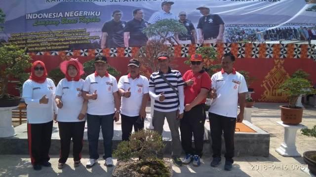 Dukung Lambar Sebagai Kabupaten Konservasi, PPBI Pamerkan Ratusan Bonsai