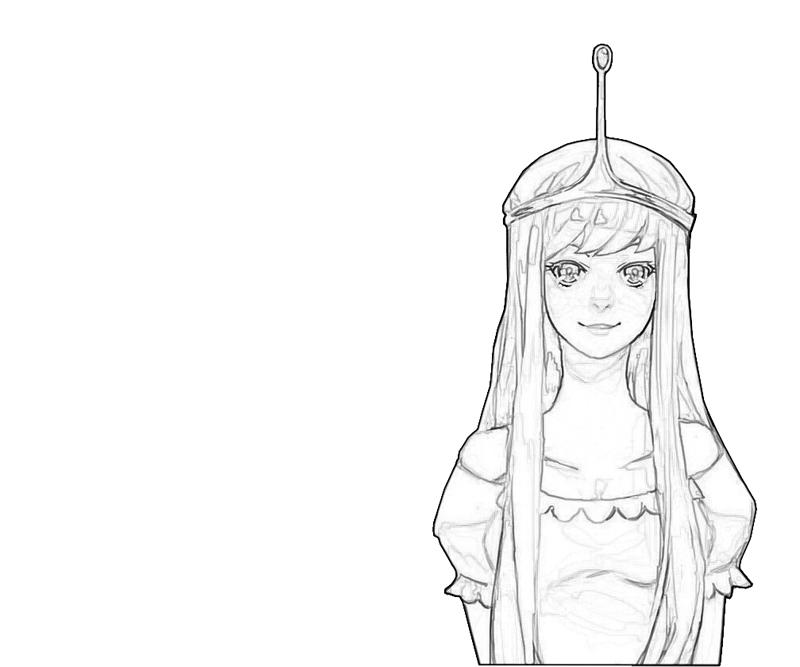 Princess Bubblegum Character   Avondale Style
