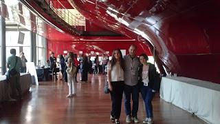 Congreso YOCOCU 2016. Museo Reina Sofia.