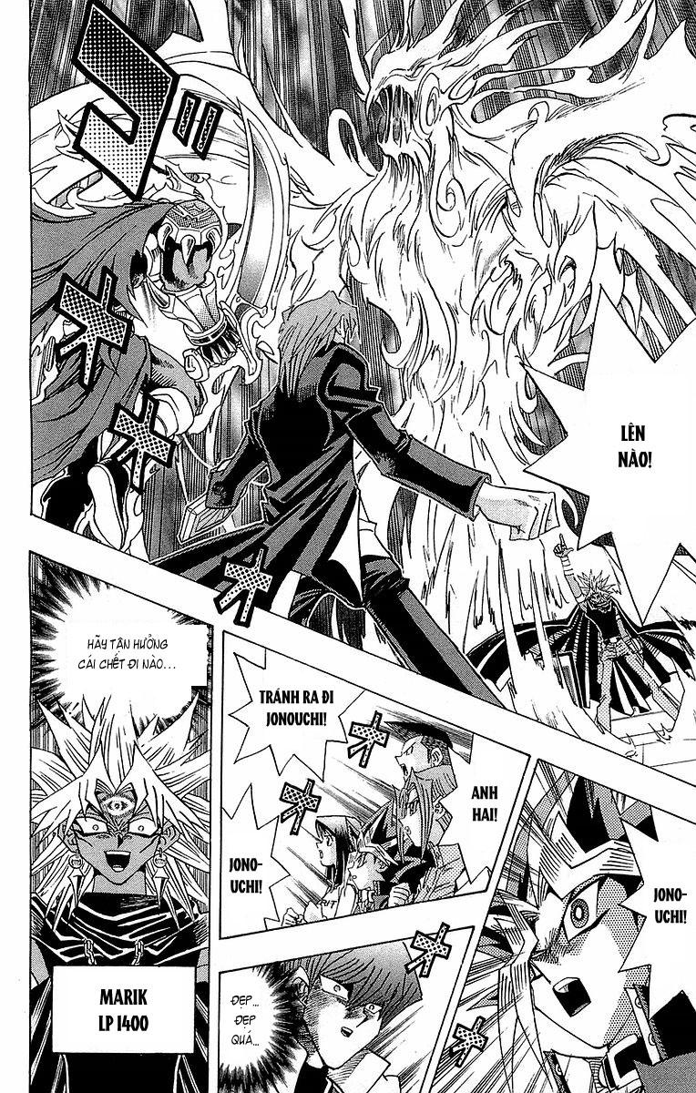 YUGI-OH! chap 249 - phượng hoàng bất tử trang 8
