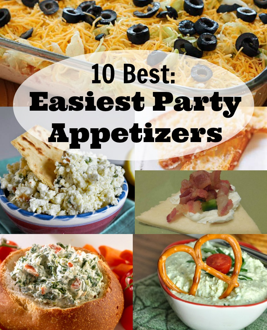 easy appetizers for a party not entirely 10 best easiest appetizers 30686