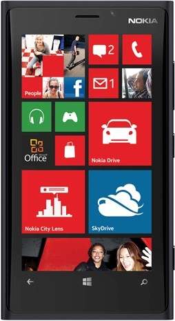 Nokia Lumia 920 Developer Edition, exclusive to developers supports most carriers