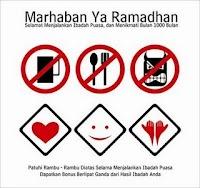 Harus Tau! Ini Manfaat Dari Puasa Ramadhan