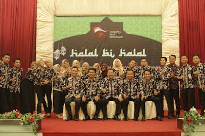 Halal Bi Halal Kantor Otoritas Jasa Keuangan Jember Dengan Lembaga Jasa Keuangan