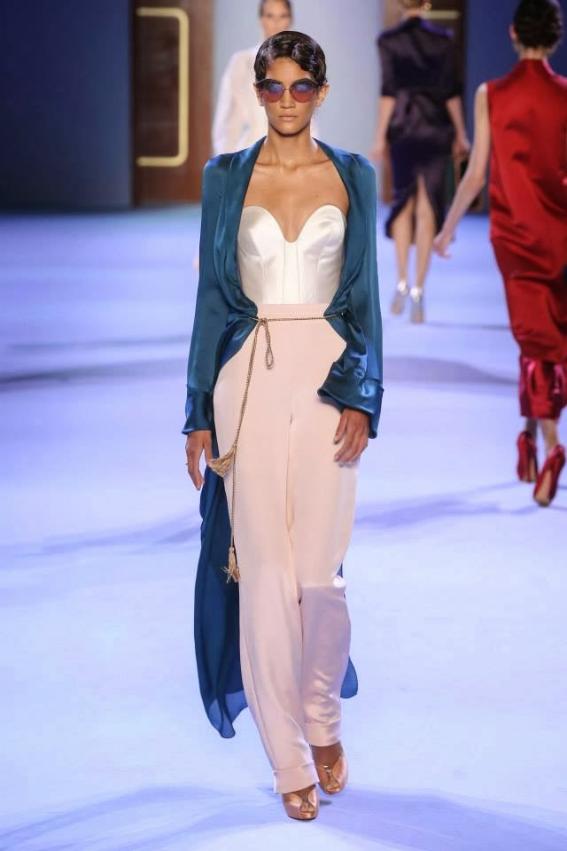 Ulyana Sergeenko Spring-Summer 2014 Haute Couture
