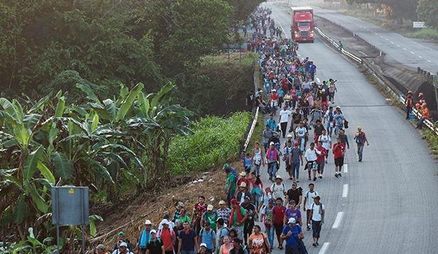 Migration Lawyers Recruit Caravan Migrants to Defeat Trump's Asylum Reform
