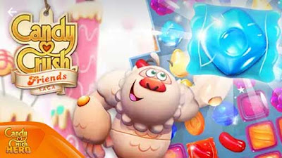 Candy Crush Friends Saga Apk + Mod for Android Offline