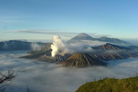 Gunung Bromo Wisata Jawa Timur