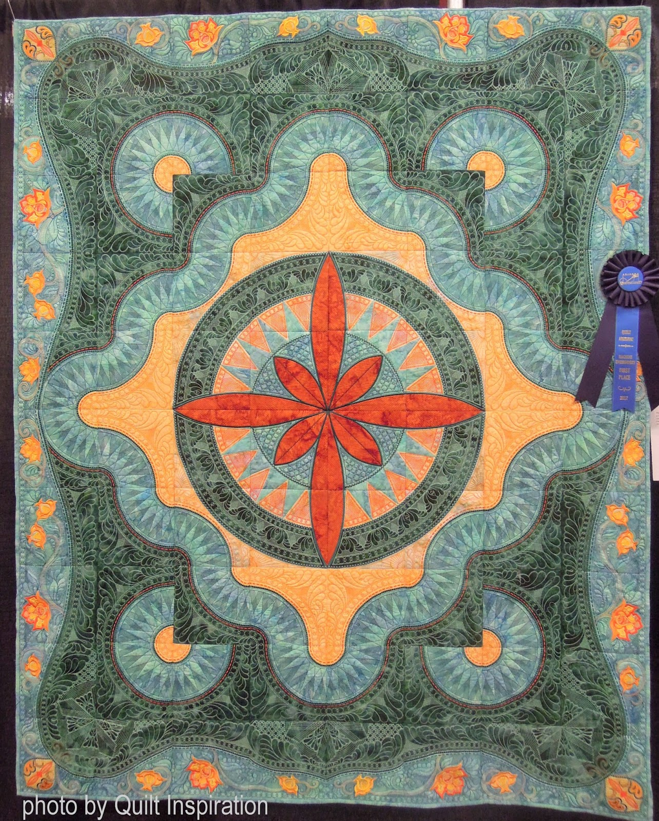 Quilt Inspiration Quilt Arizona 2017 Day 5