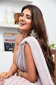 Nidhi Agarwal at Ismart Successmeet-thumbnail-10
