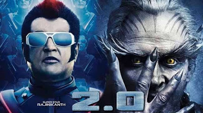 release date of robot 2 0 movie