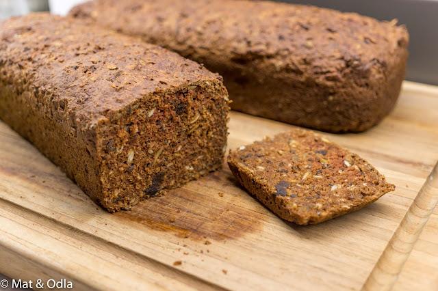 glutenfritt bikarbonatbröd